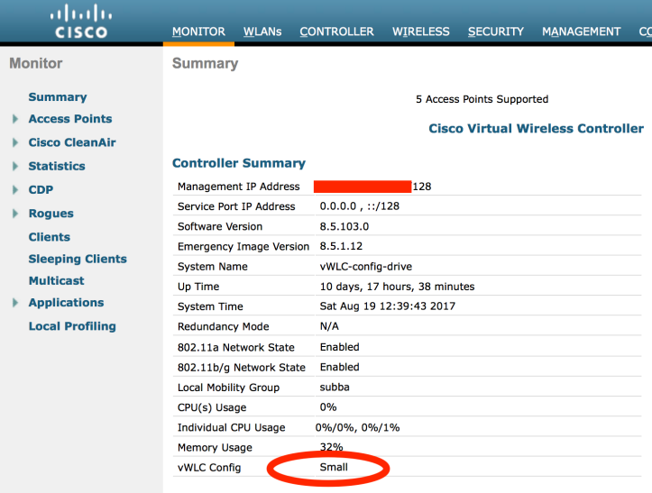 Cisco vWLS in AWS – Anything 802